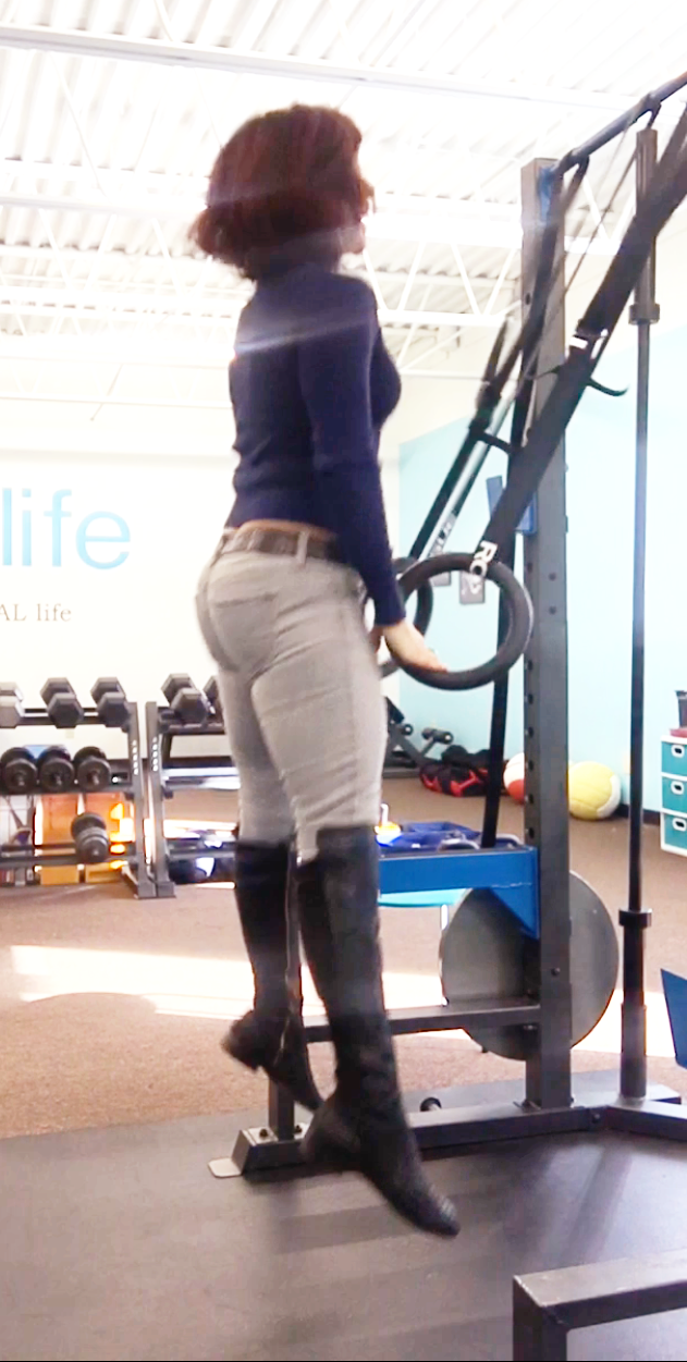 FREE Fitness Tip Video #13, 30 Days to Lift Away the Stigma